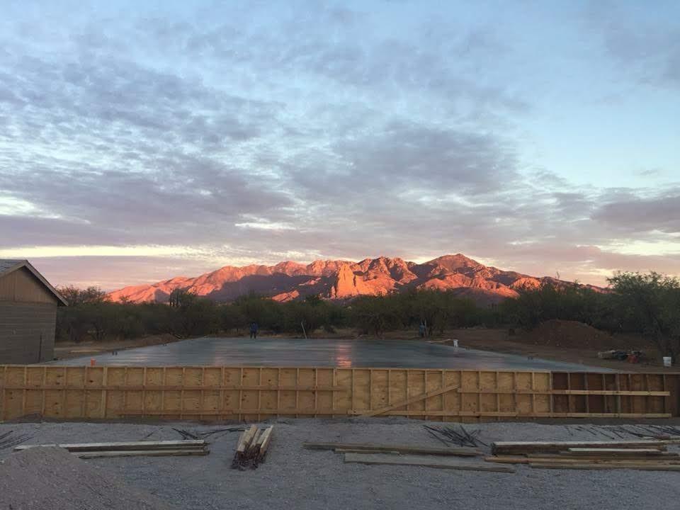 Tucson Custom Concrete Contractor