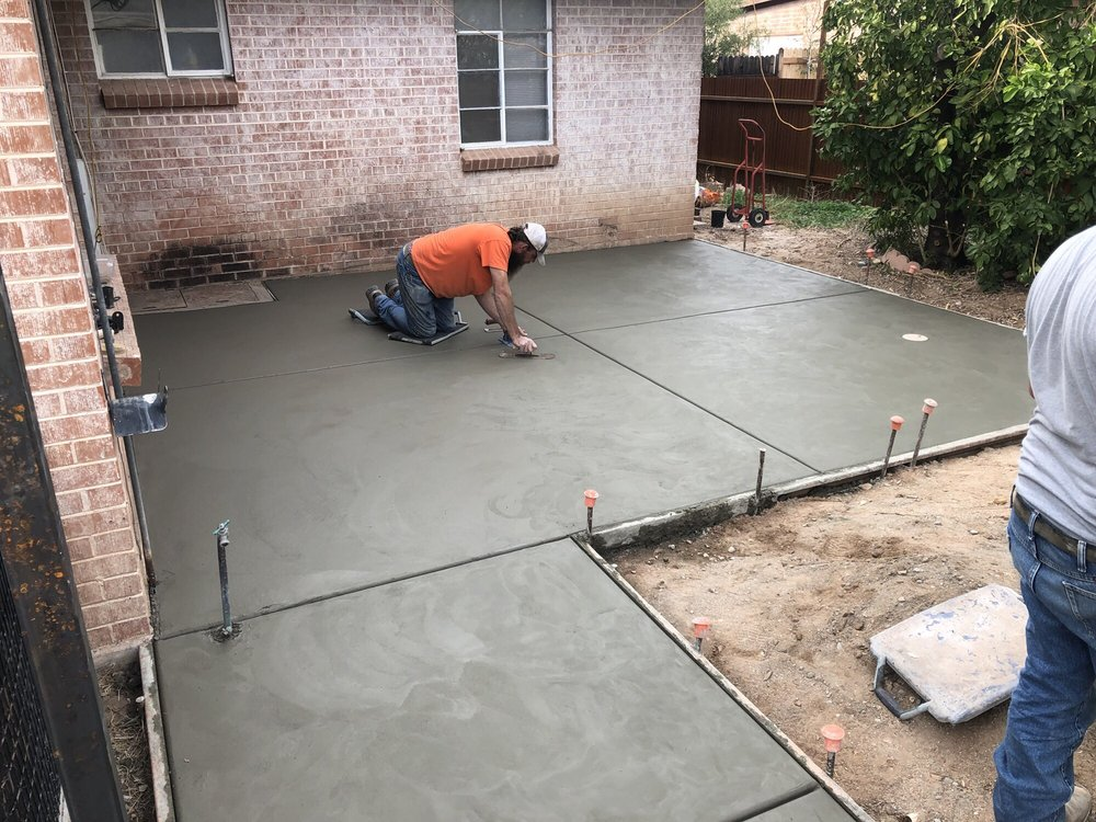 Tucson Custom Concrete Contractor