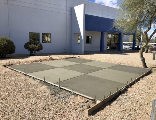 SLAB – DIFFERENCE BETWEEN A CONCRETE SLAB AND A FOUNDATION