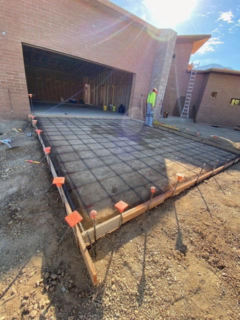 ASPHALT VS CONCRETE - Blood Sweat and Tears Concrete Construction LLC