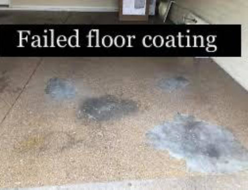 GARAGE FLOOR COATINGS, WHAT YOU SHOULD KNOW