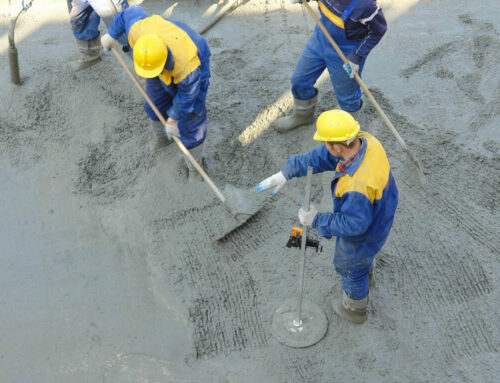 5 tips to help you choose the right Concrete Contractor: