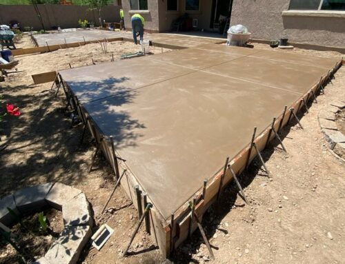 Answers to your Concrete questions